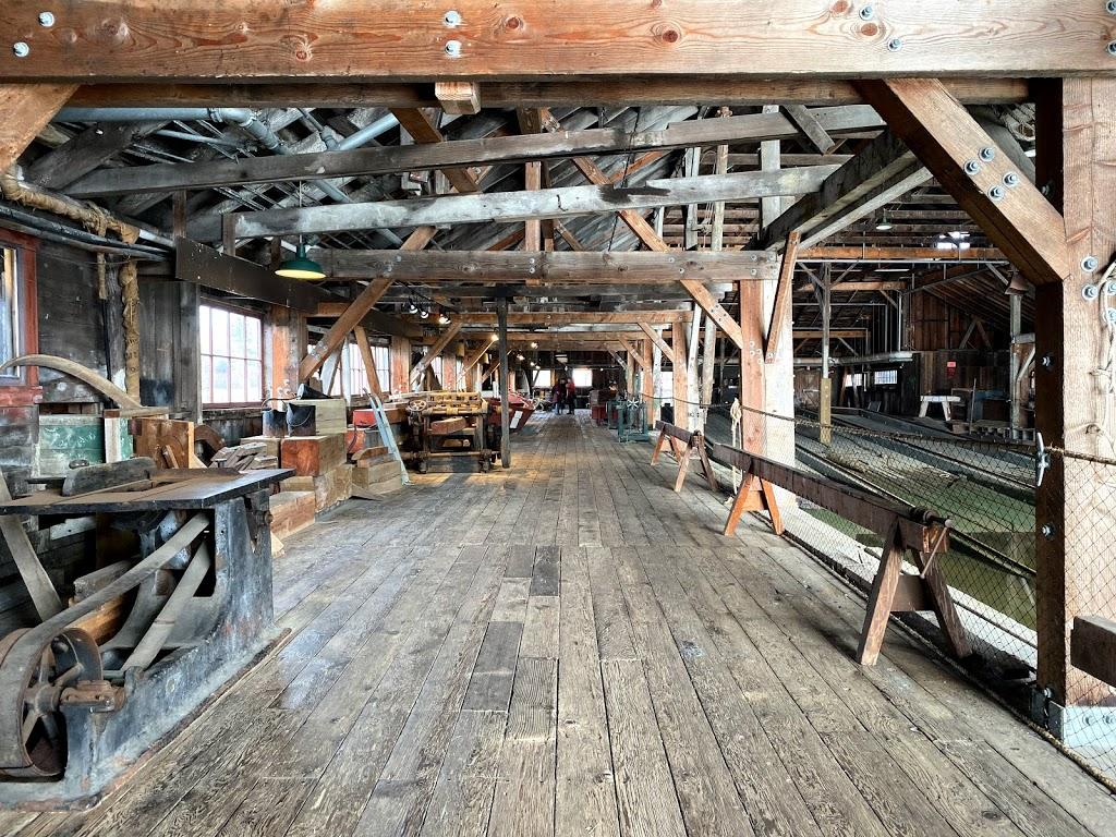 Britannia Shipyards National Historic Site | museum | 5180 Westwater Dr, Richmond, BC V7E 6P3, Canada | 6042388050 OR +1 604-238-8050