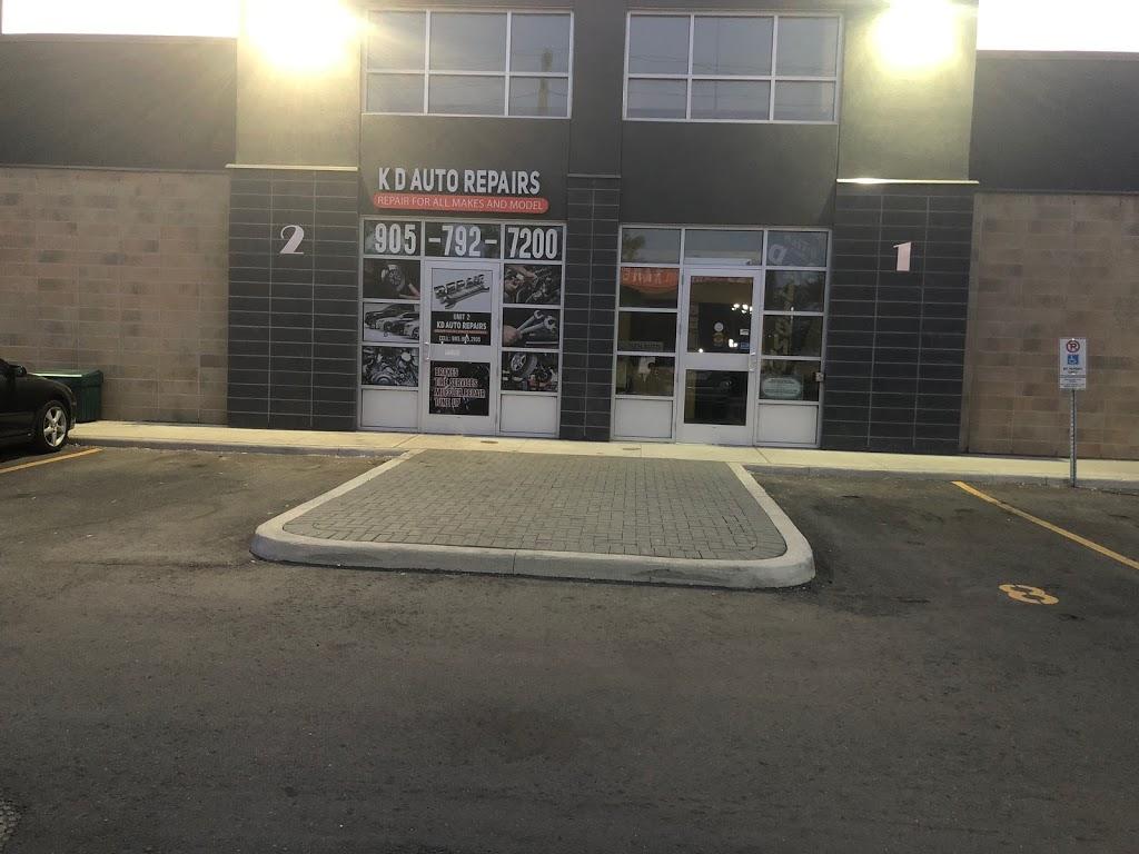 KD Auto | car repair | 2070 Steeles Ave E, Brampton, ON L6T 1A7, Canada | 9057927200 OR +1 905-792-7200