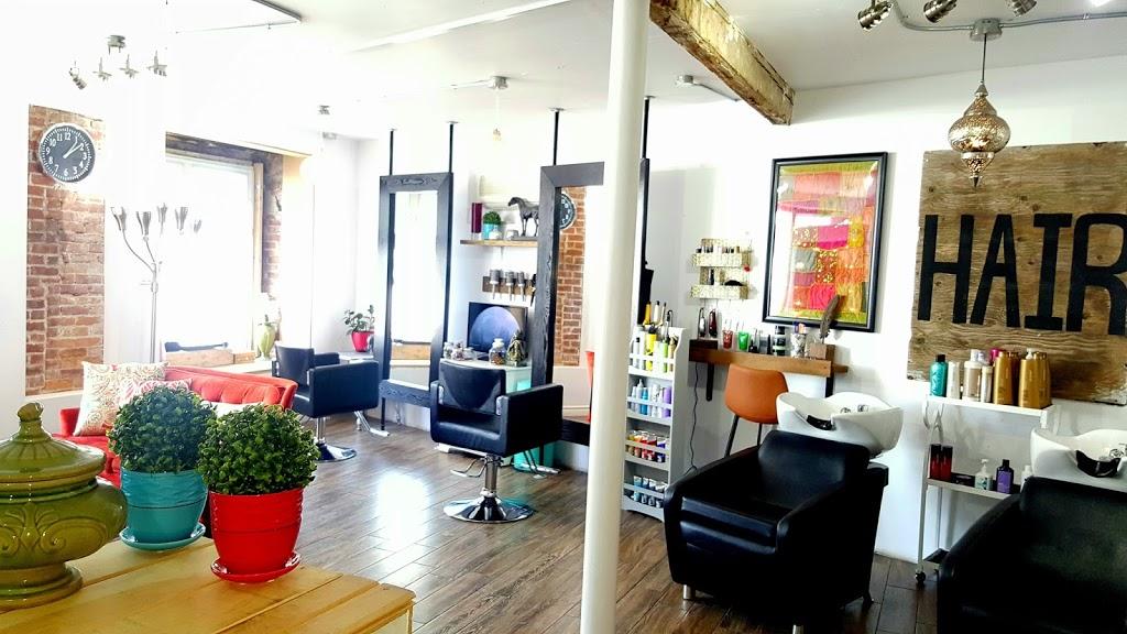 Salon de coiffure La KWAF - Hair care | 5699 Rue Saint-Georges ...