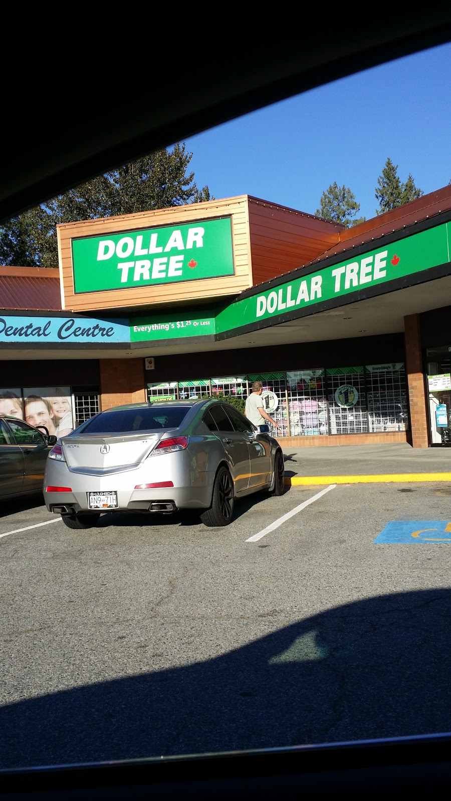 Dollar Tree | home goods store | 11932 207 St, Maple Ridge, BC V2X 1X7, Canada | 6044661062 OR +1 604-466-1062