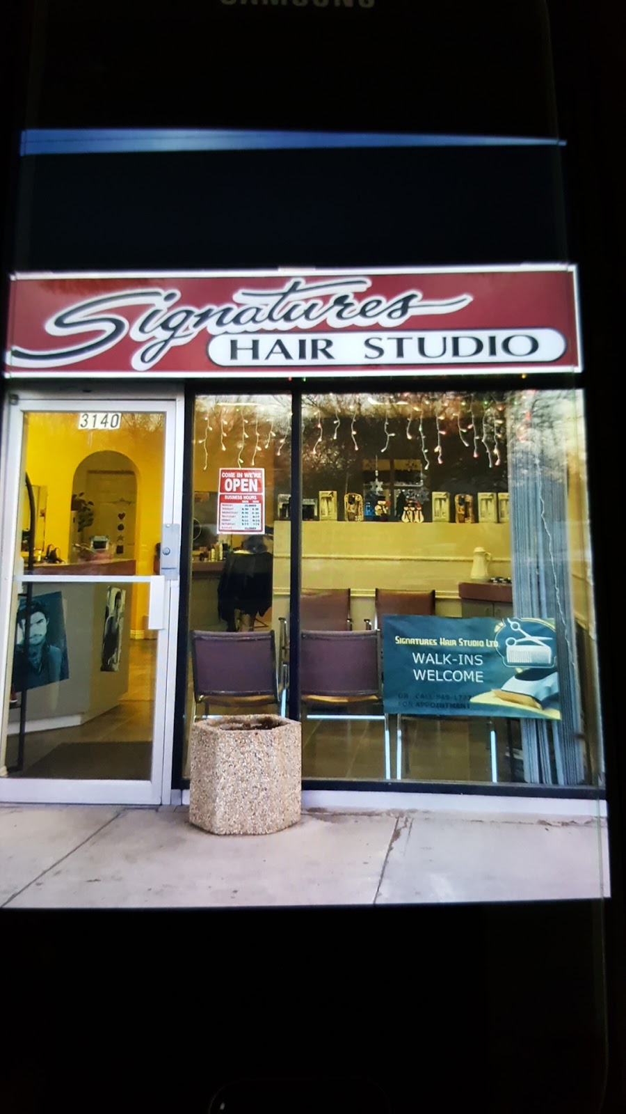 Signatures Hair Studio Ltd | hair care | 3140 Avonhurst Dr, Regina, SK S4R 3J7, Canada | 3069491777 OR +1 306-949-1777