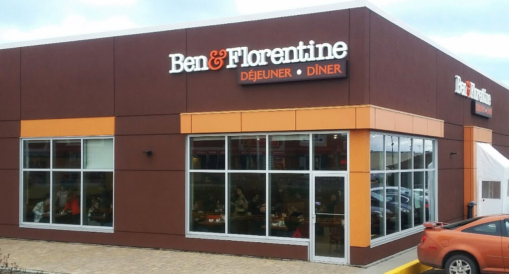 Ben & Florentine | restaurant | 3321 Rue du Carrefour Local 120, Québec, QC G1C 7E1, Canada | 4186616222 OR +1 418-661-6222