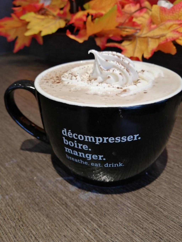 Presse Café Terrebonne | cafe | 889 Boulevard des Seigneurs, Terrebonne, QC J6W 1T8, Canada | 4508243642 OR +1 450-824-3642