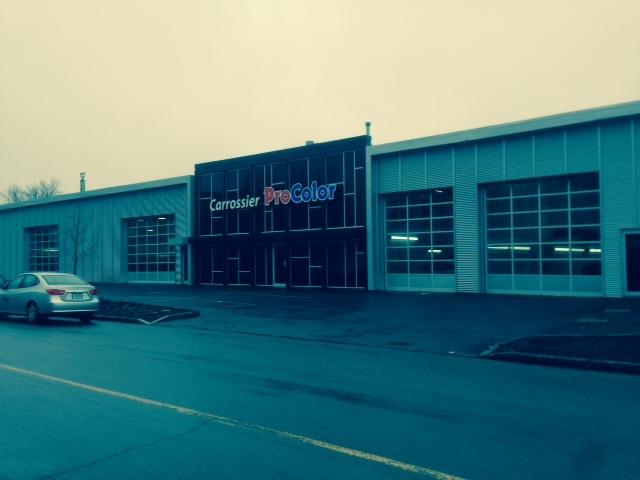 Carrossier ProColor Québec Est | car repair | 325 Boulevard des Cèdres, Québec, QC G1L 1N1, Canada | 4186232604 OR +1 418-623-2604