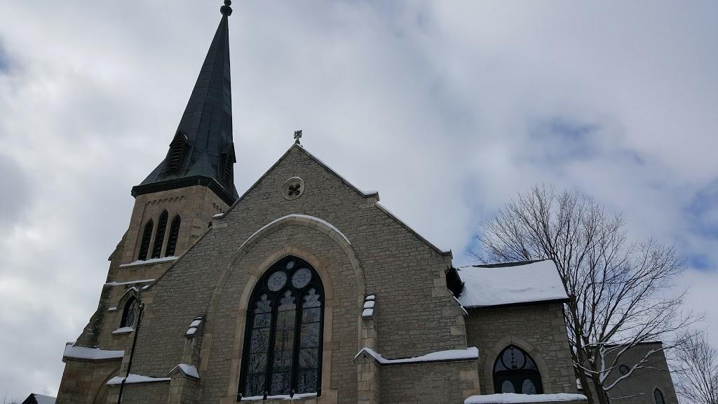 St. Andrews Presbyterian Church | church | 325 St George St W, Fergus, ON N1M 1J4, Canada | 5198433565 OR +1 519-843-3565