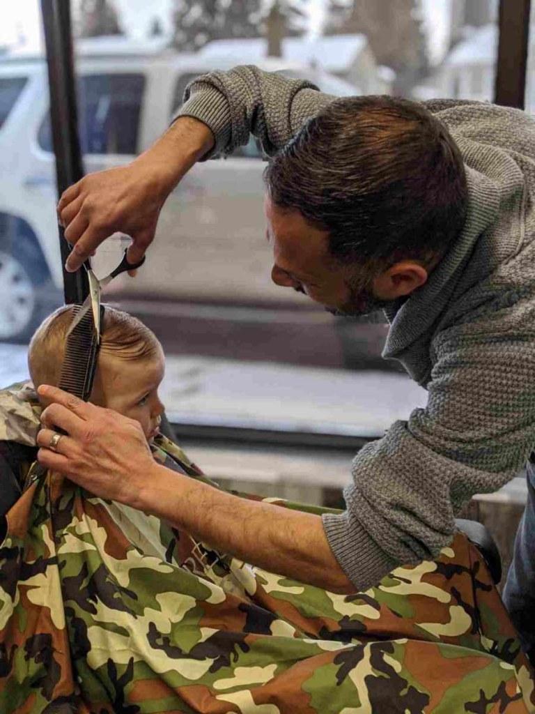 Glenora Barbershop | hair care | 10437 142 St NW, Edmonton, AB T5N 2P4, Canada | 7807578814 OR +1 780-757-8814