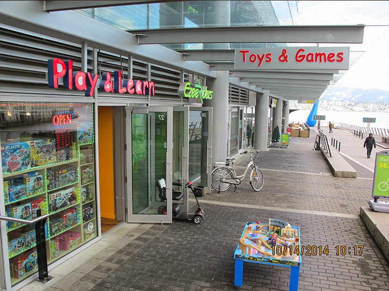 Play and Learn Toys | store | Canada Place, Canada Pl, Vancouver, BC V6C 3T4, Canada | 6046477535 OR +1 604-647-7535