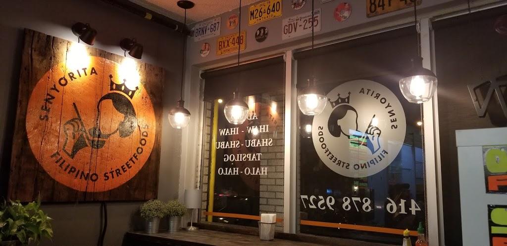 Senyorita Filipino Streetfoods | restaurant | 748 Wilson Ave, North York, ON M3K 1E2, Canada | 4168789527 OR +1 416-878-9527