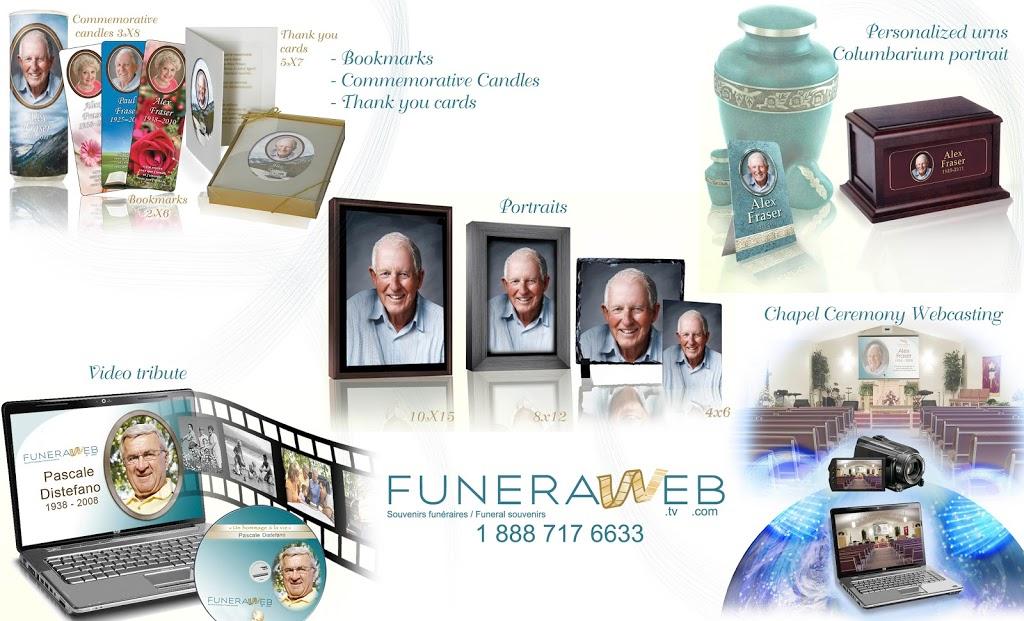 Funeraweb | funeral home | 2300 Rue Jean-Perrin, Québec, QC G2C 1T9, Canada | 8887176633 OR +1 888-717-6633
