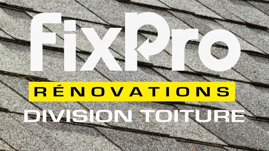 Fixpro Rénovations | roofing contractor | 231 Rue de Lanaudière, Québec, QC G1L 4H2, Canada | 5819918648 OR +1 581-991-8648