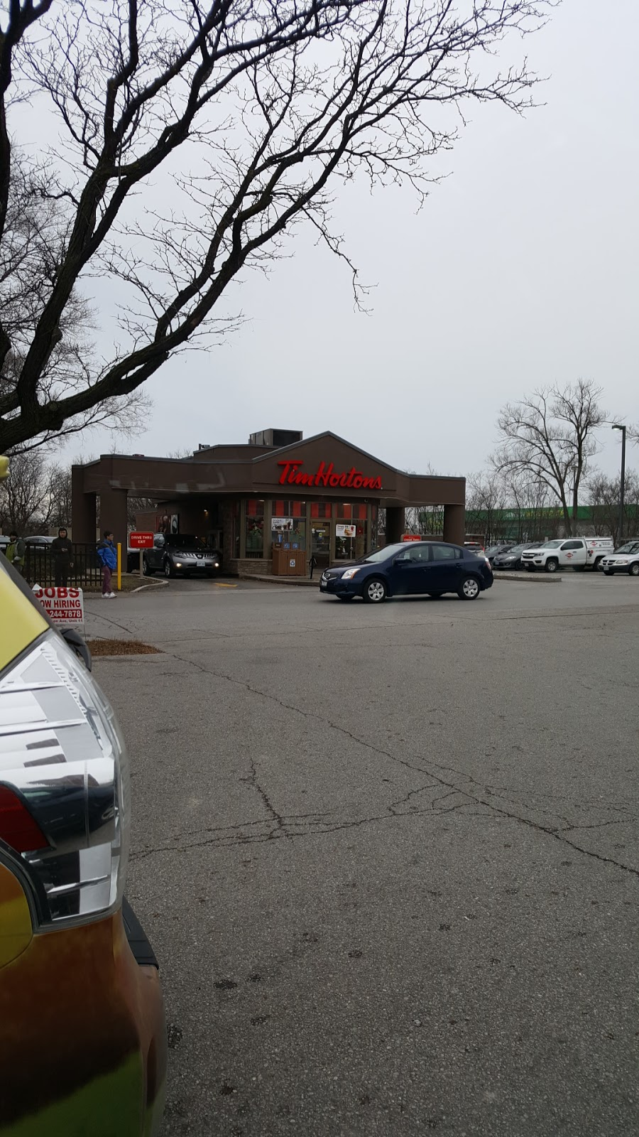 Tim Hortons | cafe | 2208 Jane St, North York, ON M3M 1A4, Canada | 4162430502 OR +1 416-243-0502