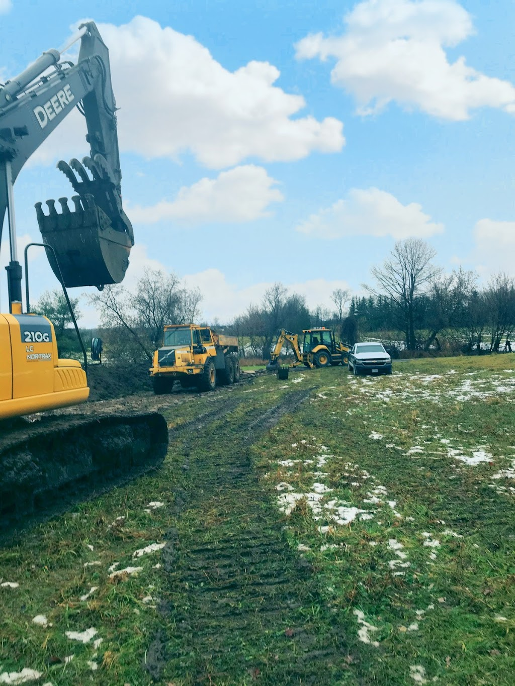 Countryside Contracting Ltd. | point of interest | 550 Country St, Almonte, ON K0A 1A0, Canada | 6139135479 OR +1 613-913-5479