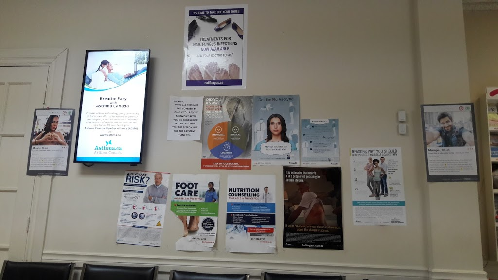Albion Family & Walk in Clinic | health | 1620 Albion Rd Unit 309, Etobicoke, ON M9V 4B4, Canada | 6473522700 OR +1 647-352-2700