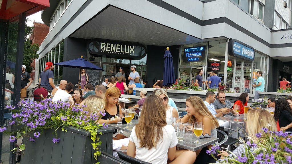 Benelux | restaurant | 245 Rue Sherbrooke Ouest, Montréal, QC H2X 1X8, Canada | 5145439750 OR +1 514-543-9750