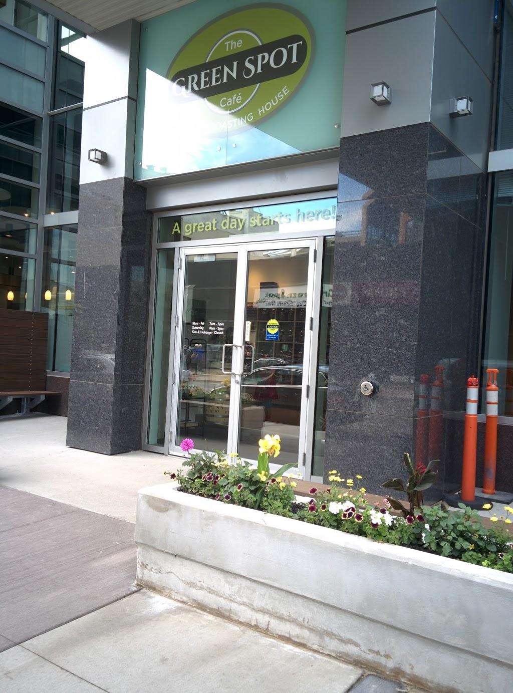 Greenspot Cafe | cafe | 1812 Hamilton St, Regina, SK S4P 2B8, Canada | 3067577899 OR +1 306-757-7899