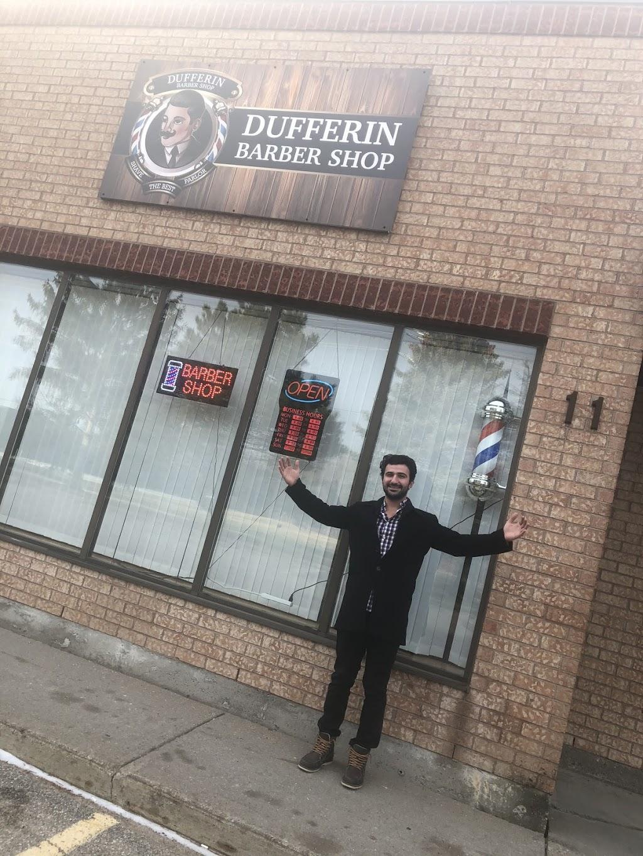 Dufferin Barber shop   9 Parsons Rd, Alliston, ON L9R 9E9, Canada