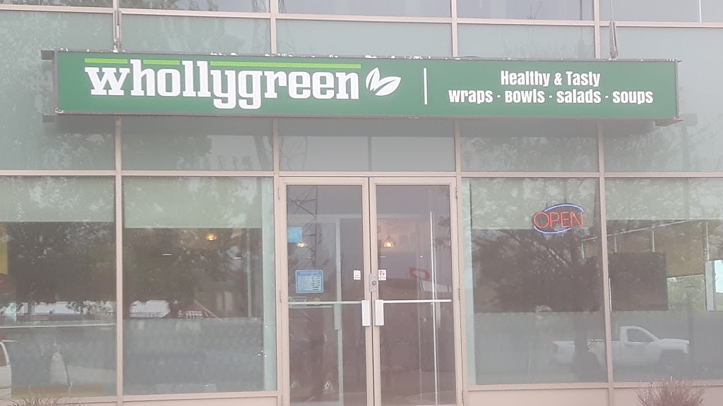 Whollygreen | restaurant | 2600 Portland St SE #1090, Calgary, AB T2G 4M6, Canada | 4032629797 OR +1 403-262-9797