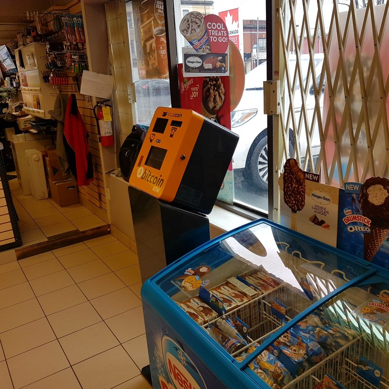 Localcoin Bitcoin ATM - Beckers | atm | 564 Barton St E, Hamilton, ON L8L 2Z3, Canada | 8774122646 OR +1 877-412-2646