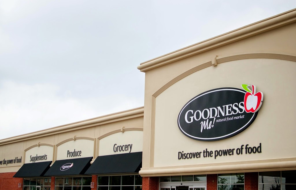 Goodness Me! Natural Food Market | health | 720 Bristol Rd W, Mississauga, ON L5R 4A5, Canada | 9057128402 OR +1 905-712-8402