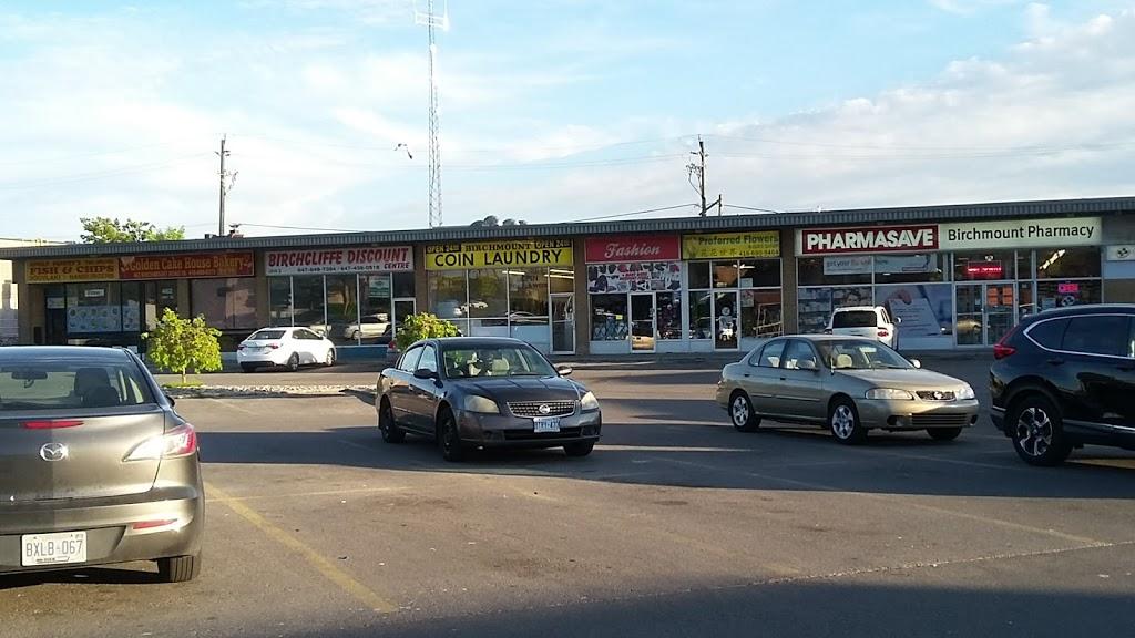 Birchmount Plaza | shopping mall | 462 Birchmount Rd, Scarborough, ON M1K 1N8, Canada