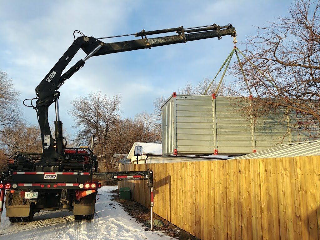 Canadian PUPS Portable Storage - Regina | moving company | 6050 Diefenbaker Avenue, Regina, SK S4N 7L2, Canada | 8555853318 OR +1 855-585-3318
