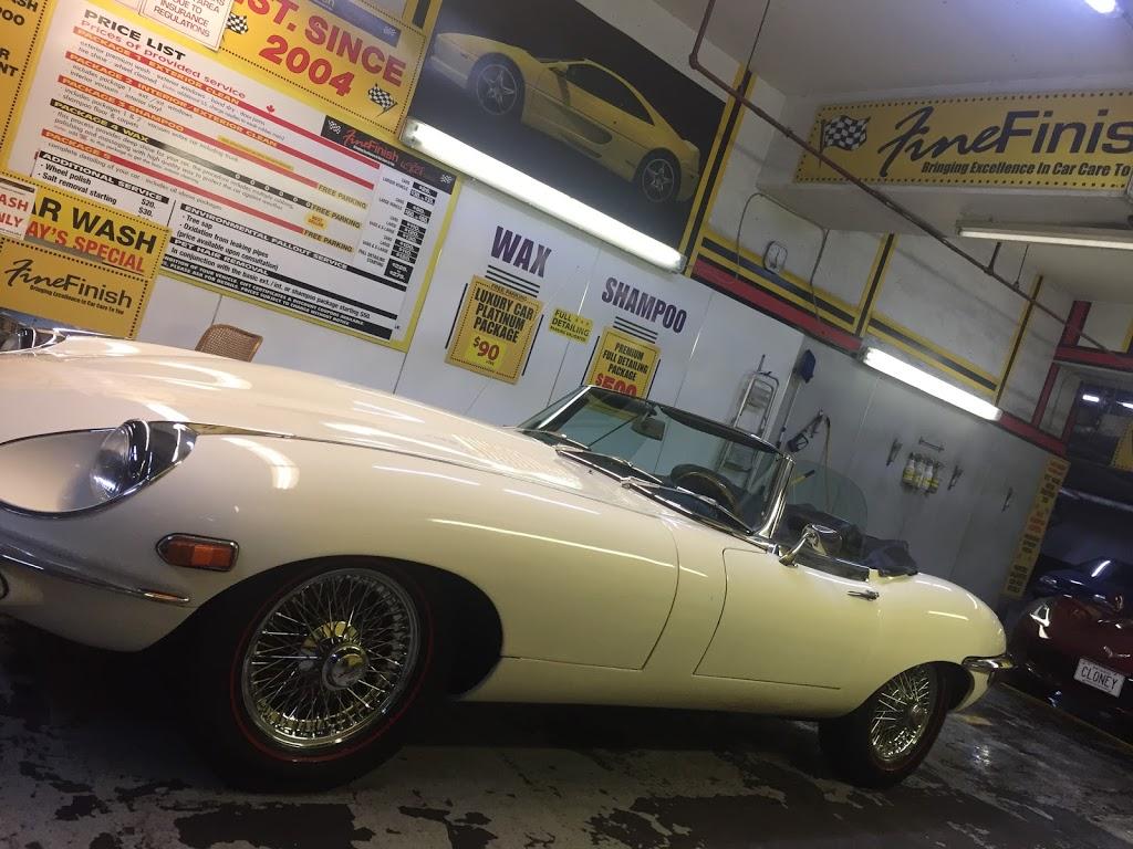 Fine Finish Auto Detail | car wash | 35 Church St, Toronto, ON M5E 1T3, Canada | 4169554491 OR +1 416-955-4491