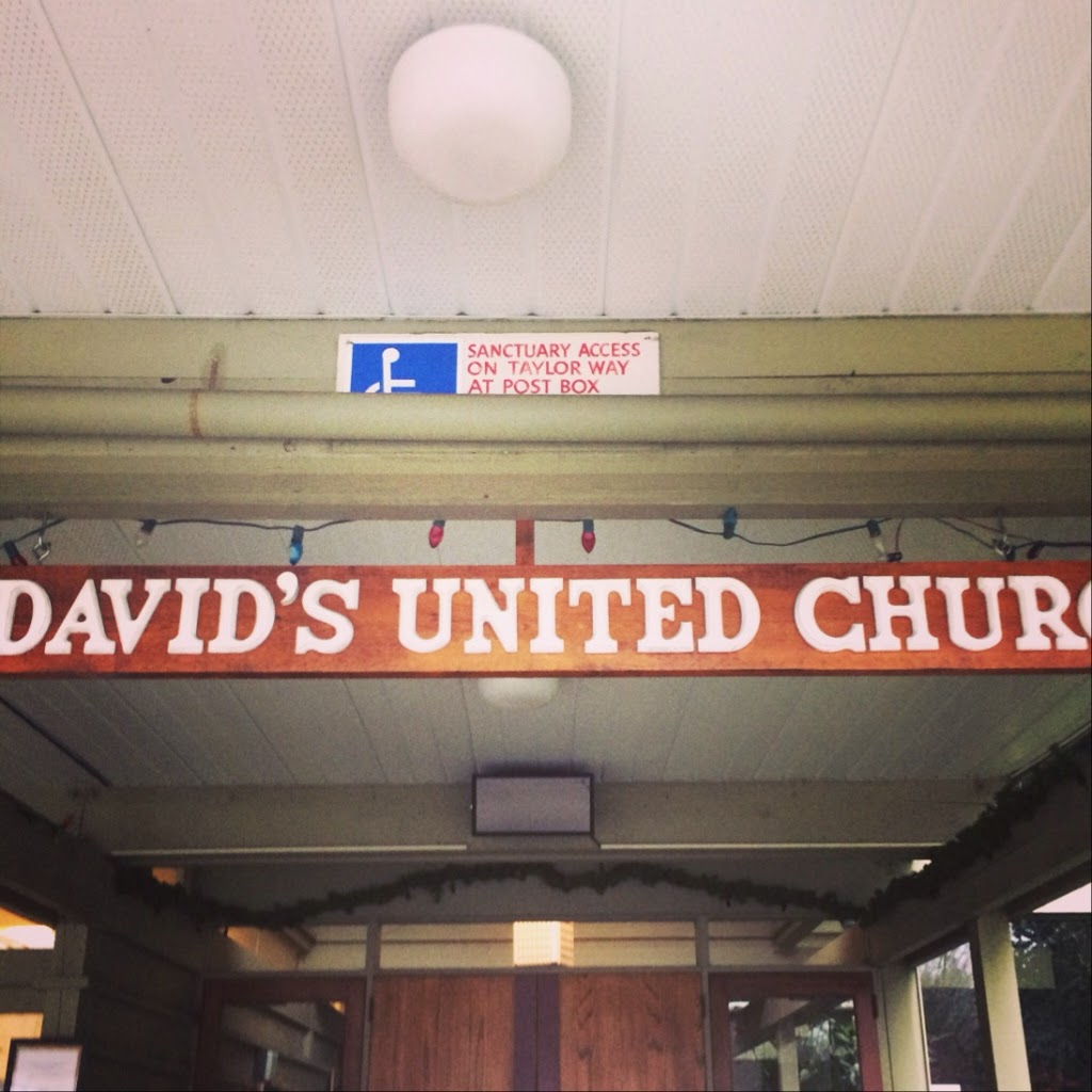 St. Davids United Church | church | 1525 Taylor Way, West Vancouver, BC V7S 1N5, Canada | 6049223961 OR +1 604-922-3961