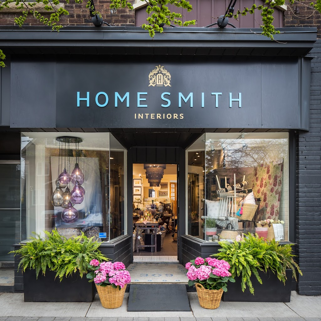 Home Smith | home goods store | 309 Roncesvalles Ave, Toronto, ON M6R 2M6, Canada | 4164843702 OR +1 416-484-3702