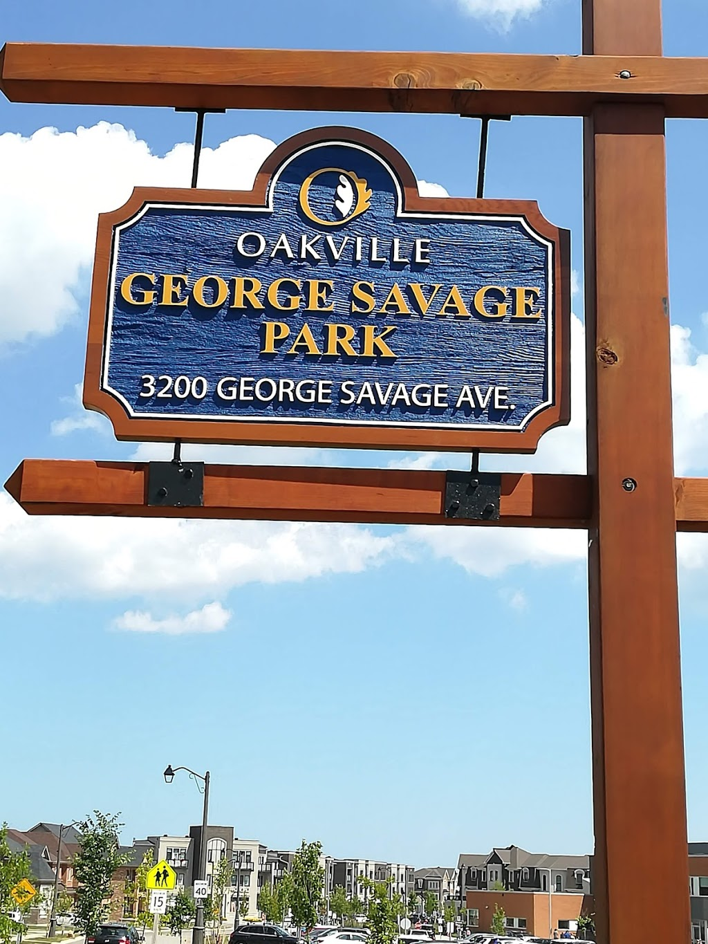 George Savage Neighbourhood Park | park | 3200 George Savage Ave, Oakville, ON L6M 4M2, Canada | 9058456601 OR +1 905-845-6601