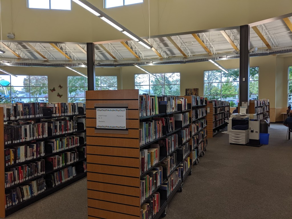 Sardis Library   library   5819 Tyson Rd, Chilliwack, BC V2R 3R6, Canada   6048585503 OR +1 604-858-5503