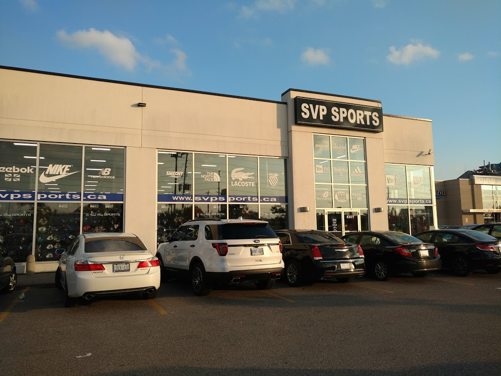 SVP Sports Steeles | clothing store | 6931 Steeles Ave W, Etobicoke, ON M9W 6K7, Canada | 4166759235 OR +1 416-675-9235