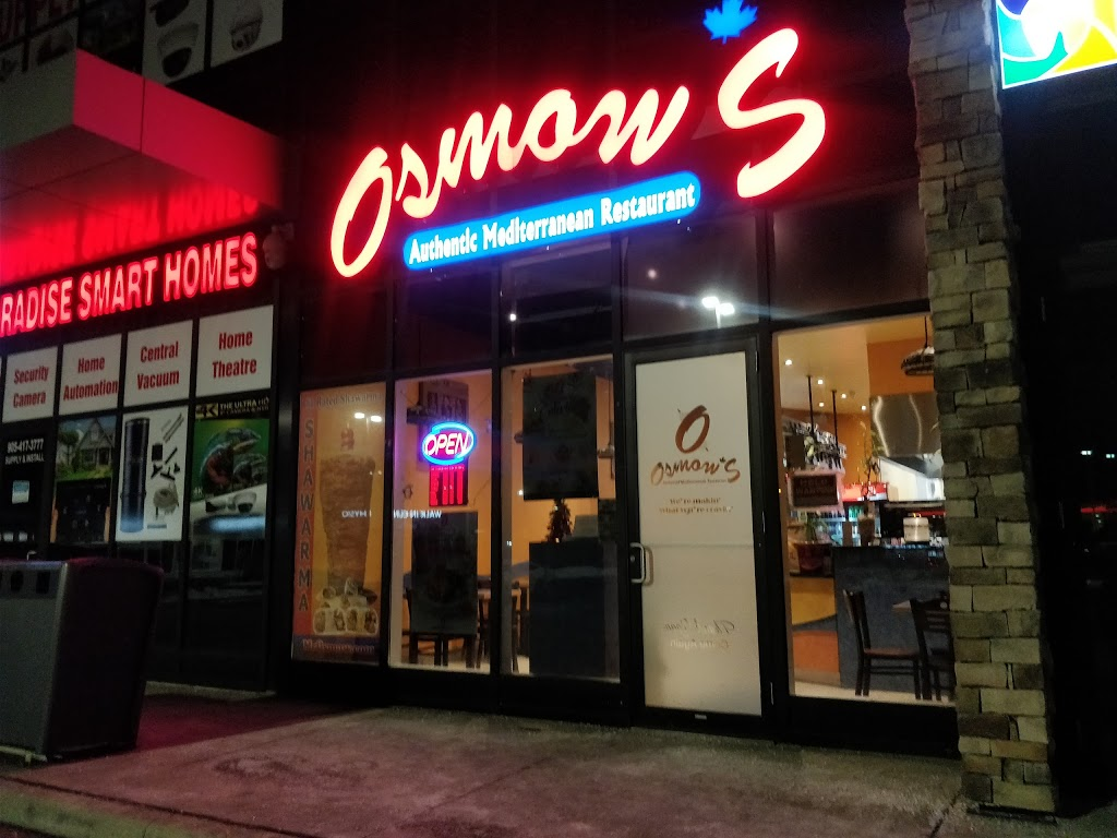 Osmows | restaurant | 2620 Rutherford Rd, Vaughan, ON L4K 0H1, Canada | 9055539415 OR +1 905-553-9415