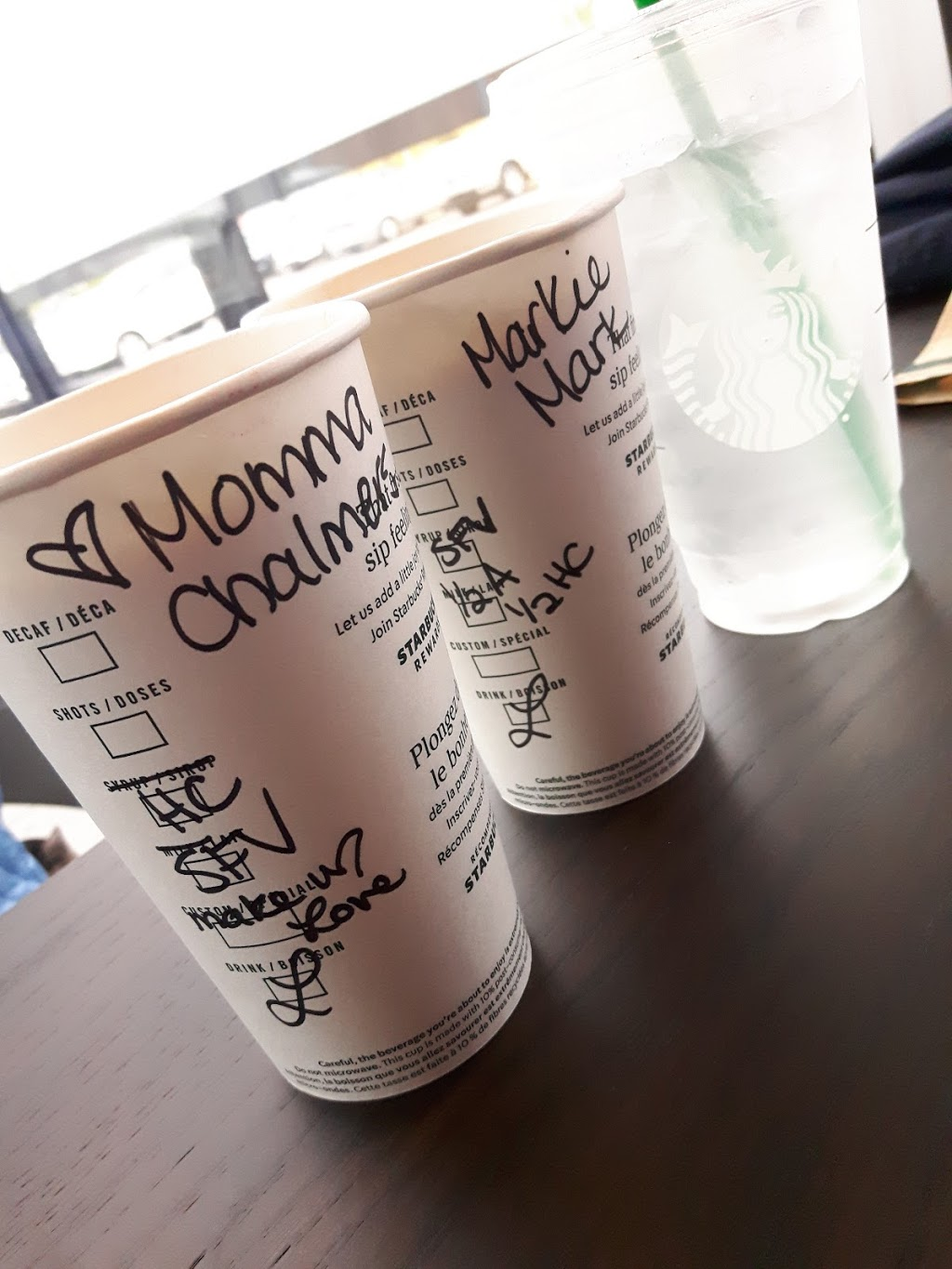 Starbucks | cafe | 8555 Campeau Dr, Stittsville, ON K2S 1B9, Canada | 3439985876 OR +1 343-998-5876
