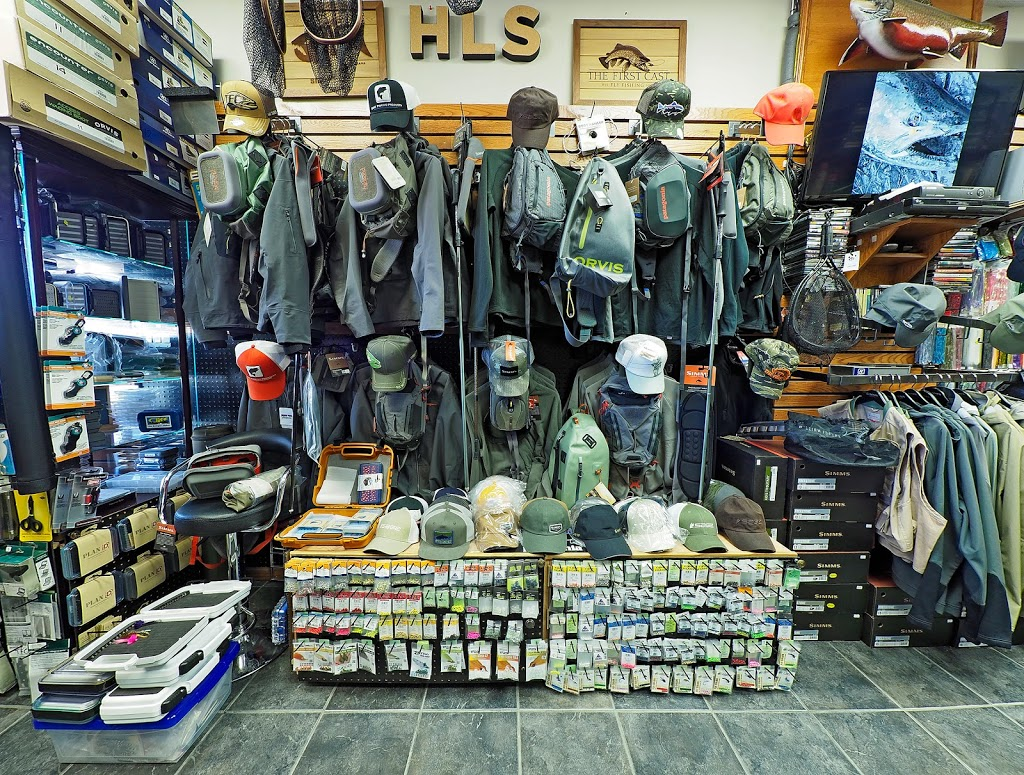 Hook Line & Sinker Fishing Tackle - Home of The First Cast Fly S   clothing store   380 Eramosa Rd, Guelph, ON N1E 6R2, Canada   5197664665 OR +1 519-766-4665
