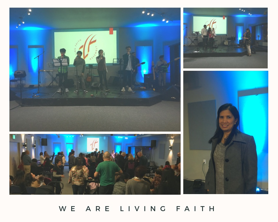 Living Faith Assembly   church   112-4053 Meadowbrook Dr, London, ON N6L 1E7, Canada   5197020374 OR +1 519-702-0374