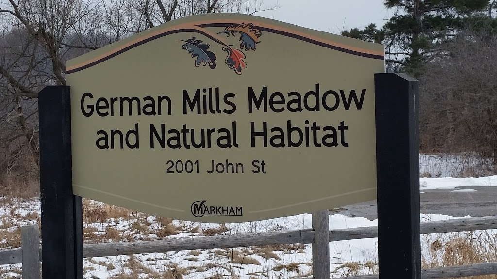 German Mills Settlers Park | park | 2001 John St, Thornhill, ON L3T 5W9, Canada