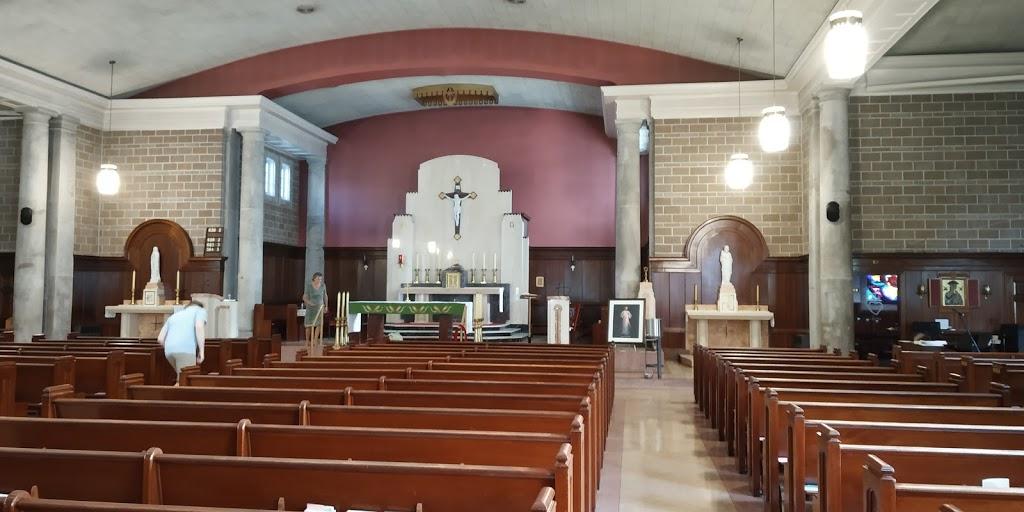 St  Thomas Aquinas & Canadian Martyrs Church   1725 Oxford