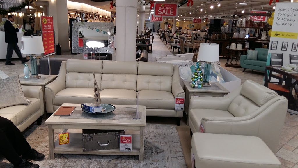 Leons Furniture | electronics store | 20 McLevin Ave, Scarborough, ON M1B 2V5, Canada | 4162913818 OR +1 416-291-3818