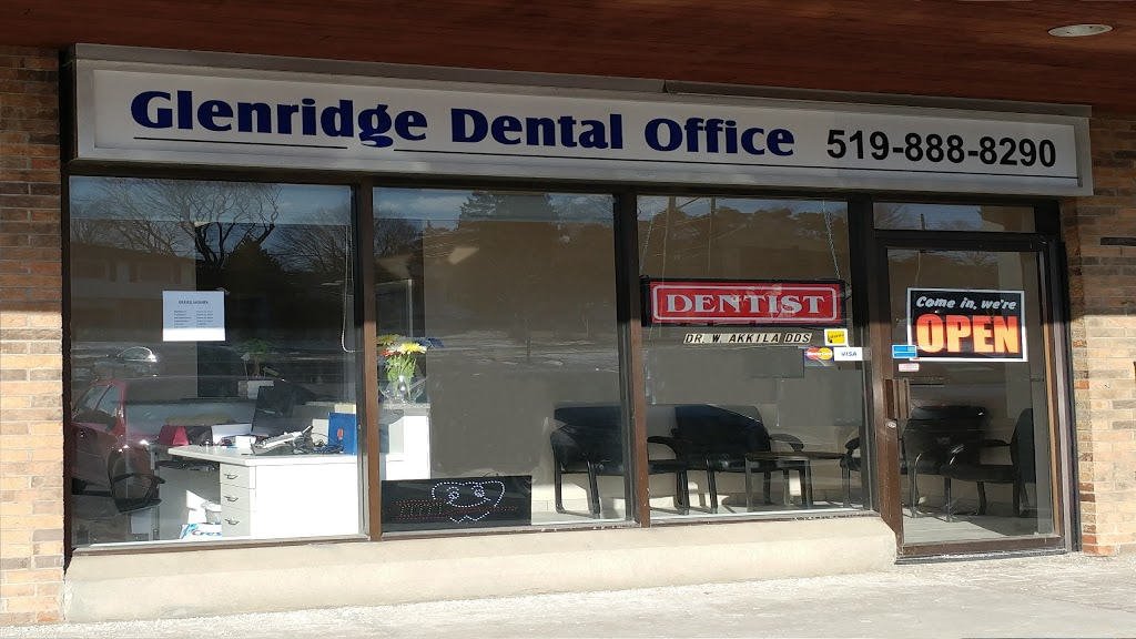Glenridge Dental Office | dentist | 6-315 Lincoln Rd, Waterloo, ON N2J 4H7, Canada | 5198888290 OR +1 519-888-8290