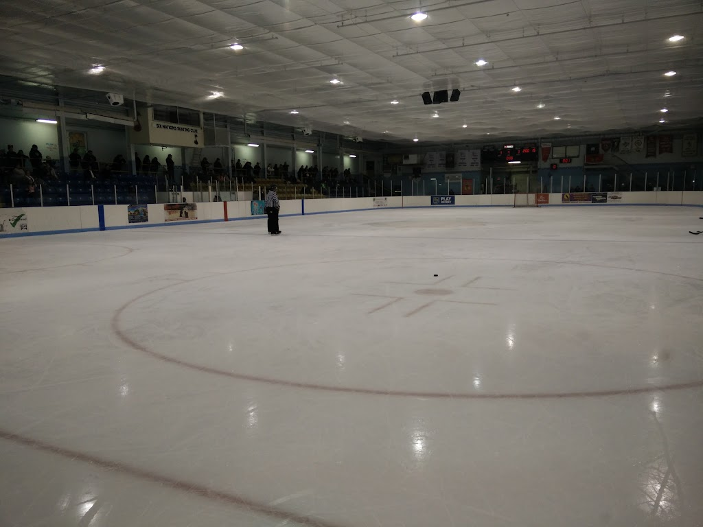 Six Nations Minor Hockey | point of interest | 1738 4th Line, Ohsweken, ON N0A 1M0, Canada | 5194452819 OR +1 519-445-2819