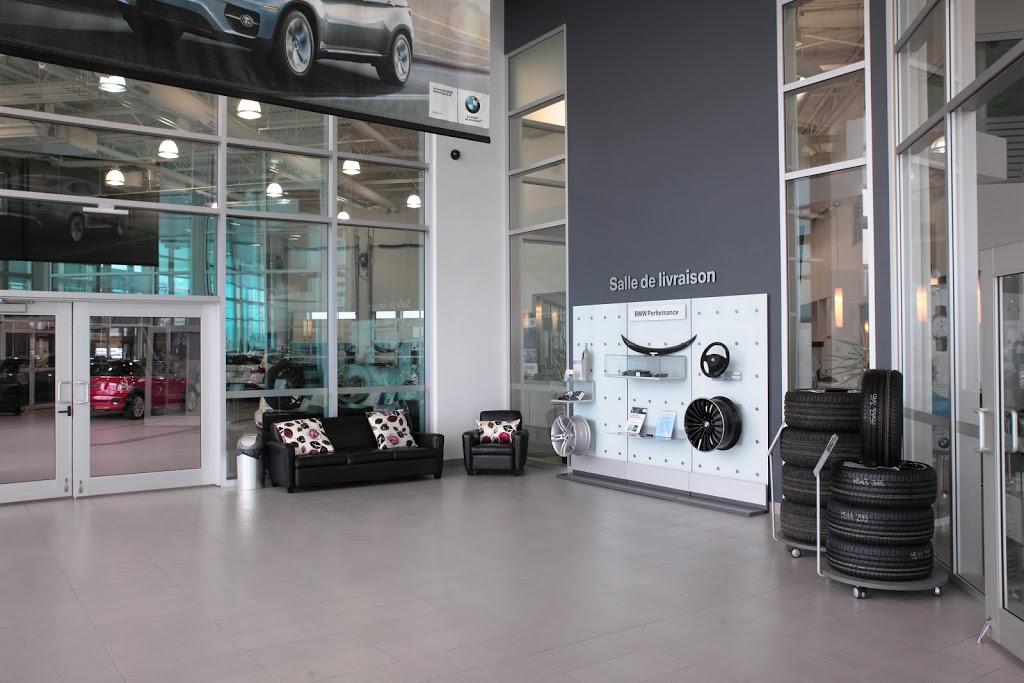 BMW Ville de Québec | car dealer | 215 Rue Étienne Dubreuil, Québec, QC G1M 4A6, Canada | 4186815000 OR +1 418-681-5000