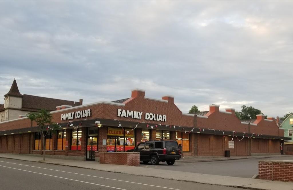 Family Dollar - Clothing store   400 Virginia St, Buffalo