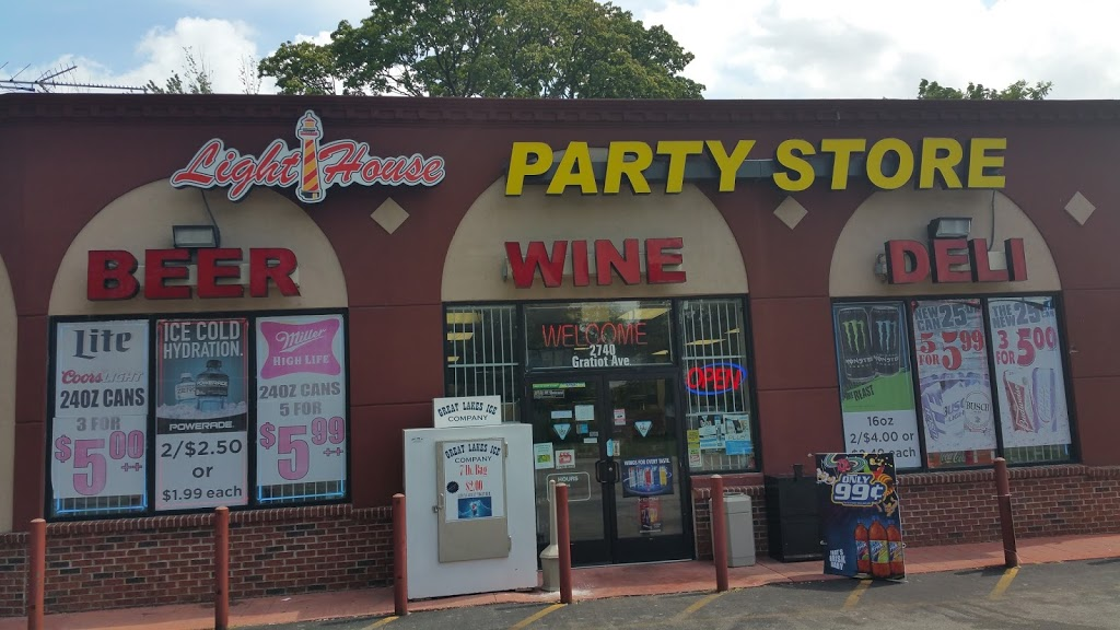 Lighthouse Party Store | home goods store | 2740 Gratiot Ave, Port Huron, MI 48060, USA | 8109823003 OR +1 810-982-3003
