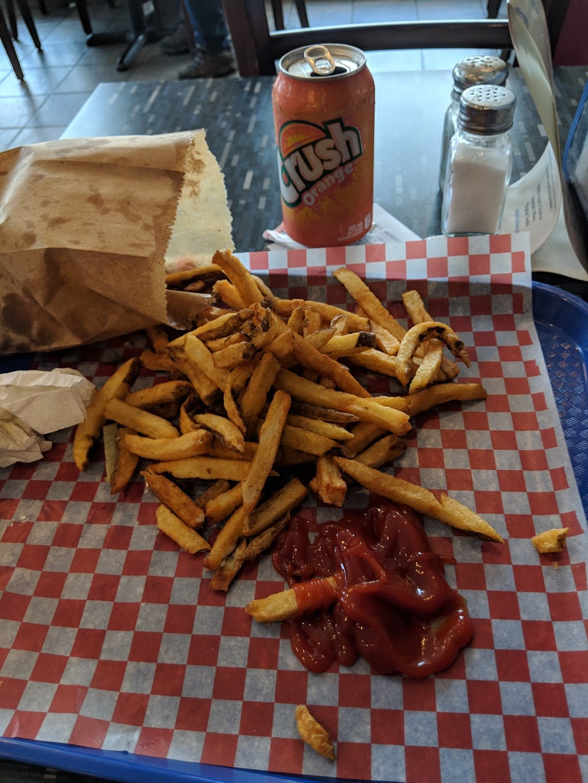 Original Georges Burgers & Subs Express | restaurant | 1404 Regent Ave W, Winnipeg, MB R2C 3A8, Canada | 2046670200 OR +1 204-667-0200