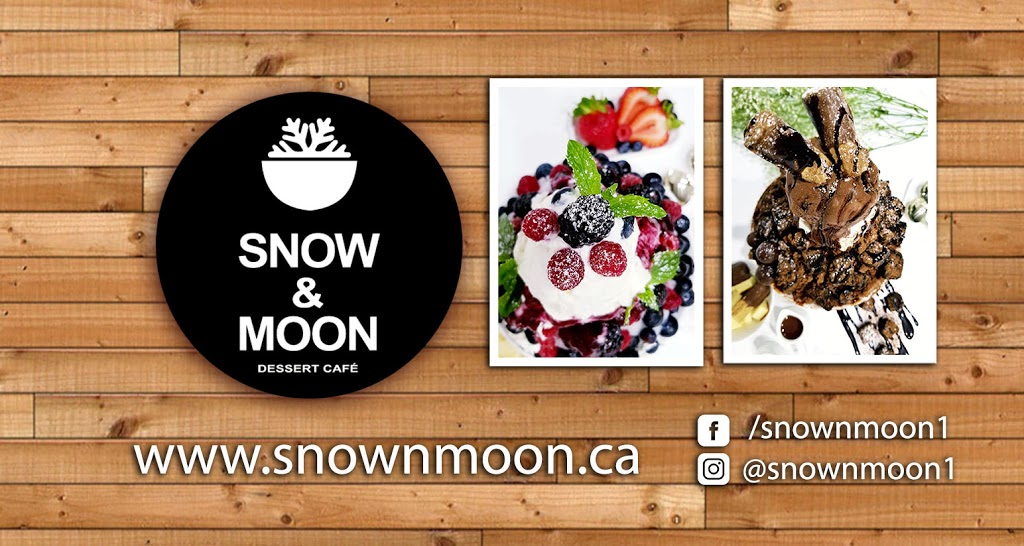 Snow & Moon Dessert Cafe | cafe | 1727 Kenaston Blvd #5, Winnipeg, MB R3Y 1V5, Canada | 2043090606 OR +1 204-309-0606