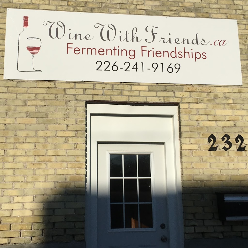 Wine With Friends | store | 232 Madison Ave S, Kitchener, ON N2M 3H4, Canada | 2262419169 OR +1 226-241-9169