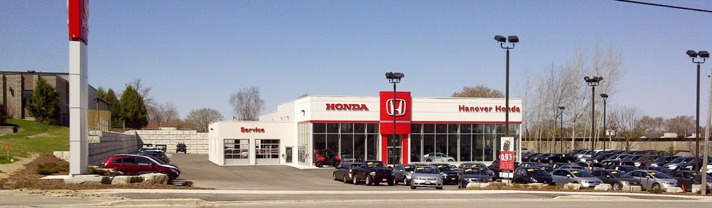 Hanover Honda | car dealer | 150 7th Ave, Hanover, ON N4N 2G9, Canada | 5193641010 OR +1 519-364-1010