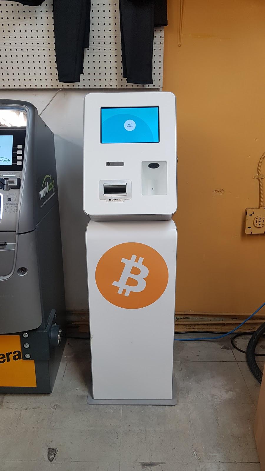 bitcoin atm centro commerciale edmonton west scambi di cypto di coinbase