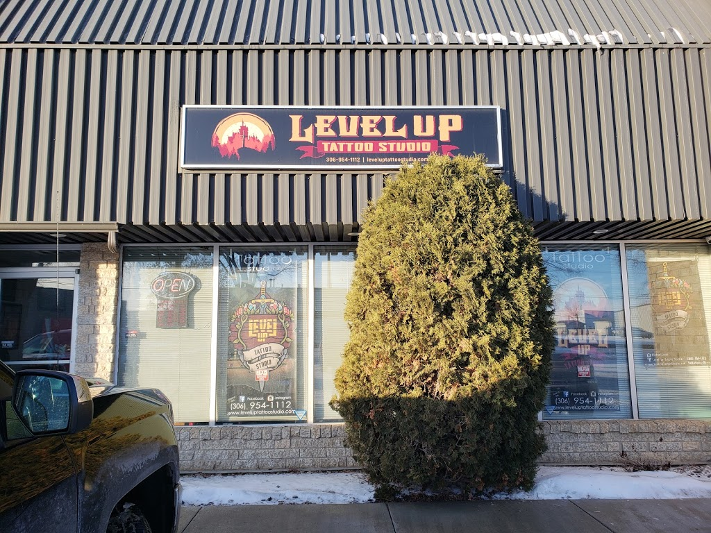 Level Up Tattoo Studio Store 3111 Millar Ave Unit 15