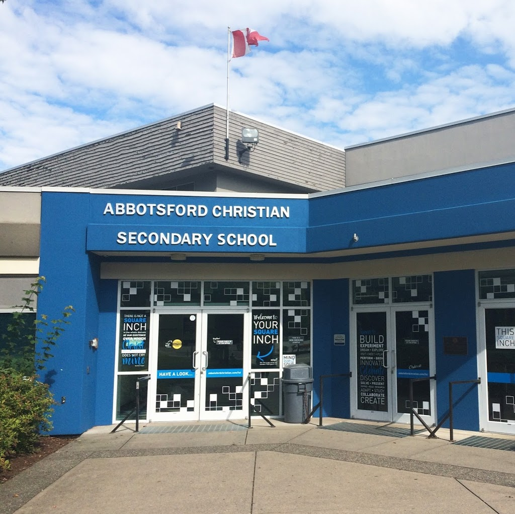 Abbotsford Christian Middle & Secondary School | school | 35011 Old Clayburn Rd, Abbotsford, BC V2T 7L7, Canada | 6047551891 OR +1 604-755-1891